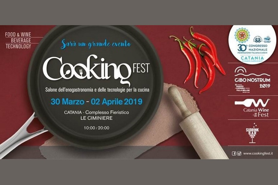 COOKING FEST - CATANIA 2019