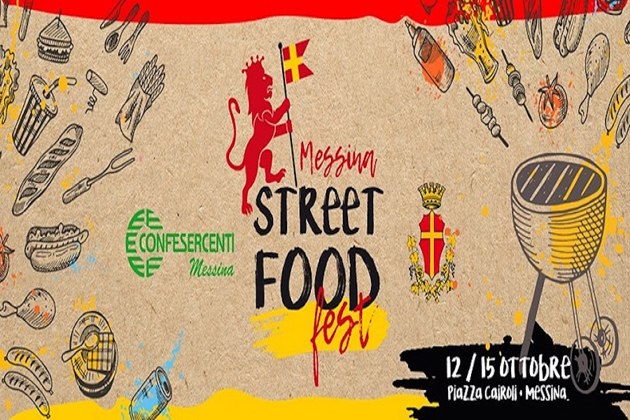 Il panificio Laganà al Messina street food fest